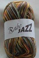 Euro Baby BABE JAZZ Double Knitting Yarn / Wool 100g - 306 Monkey Bars